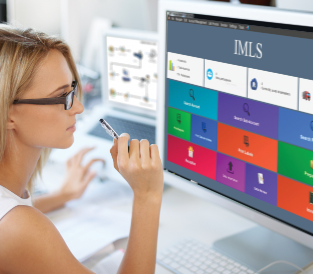 Individual Dosimetry Monitoring Lab Software (IMLS)