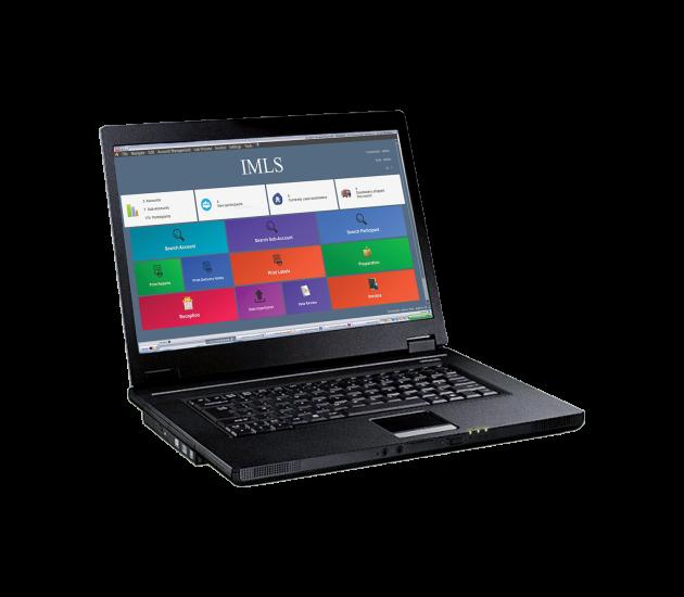 Individual Monitoring Lab Software