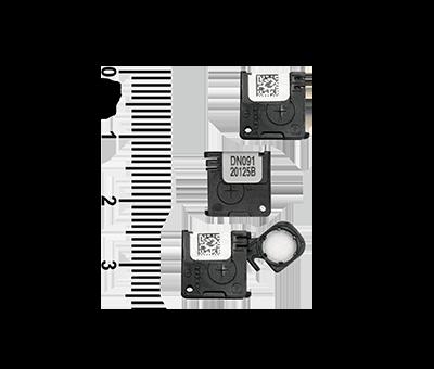 nanoDot dosimeters