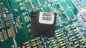 contrôle de carte PCB