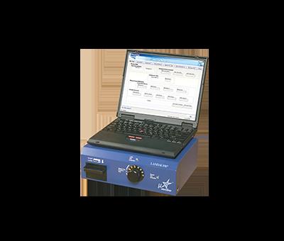 Lecteur de dosimètre de mesure des rayonnements ionisants